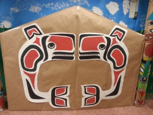2015 NW Native People Fish Art